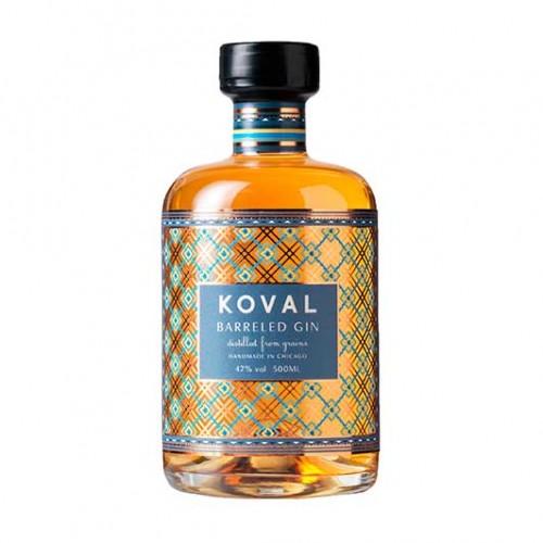 KOVAL BARRELED AMERICAN DRY GIN